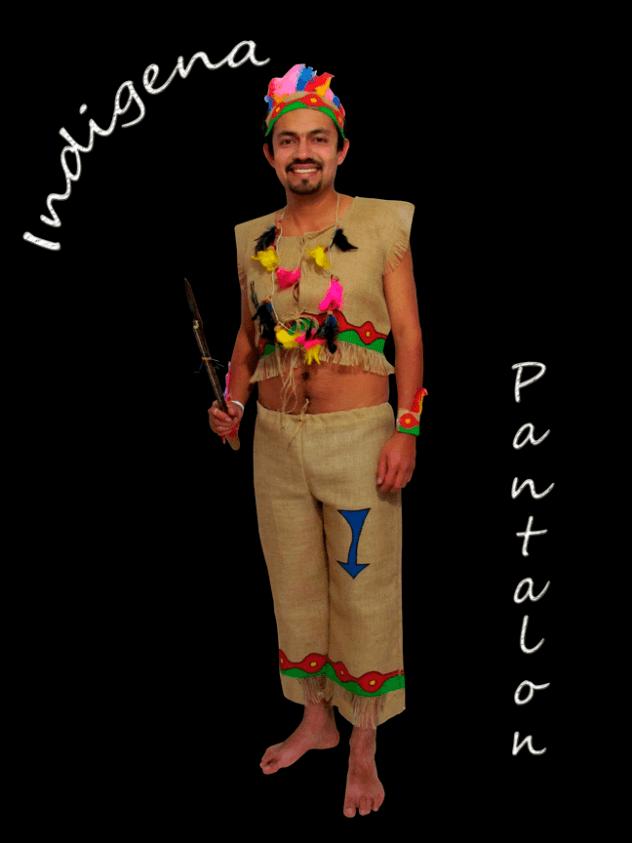 Indigena-Hombre-Pantalon