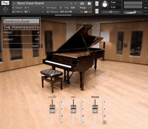 Hammersmith Pro Instrument page