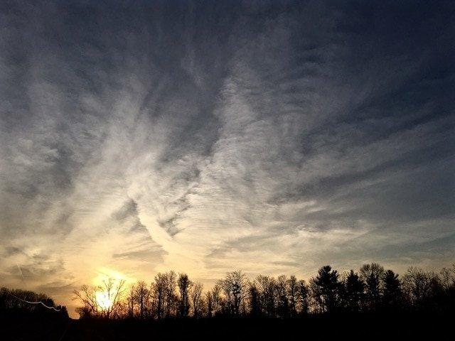 Sunset for Creativity & Ego