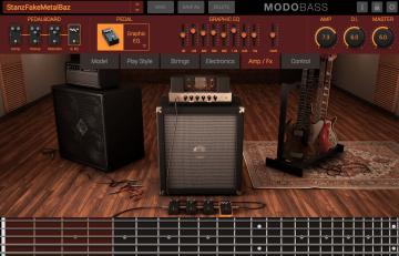 music technology - MODO Bass