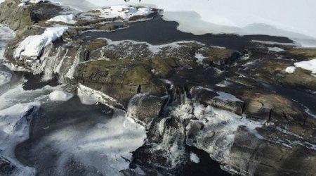 Snow Story Waterfall