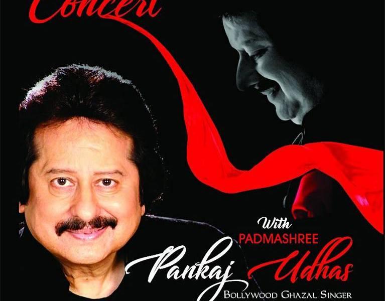 pankaj udhas show amrapali muzaffarpur