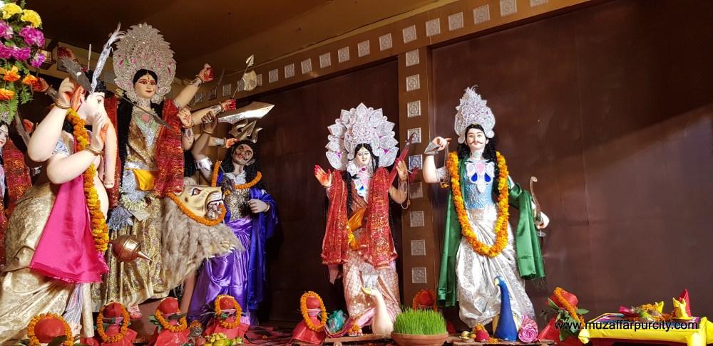 Kalambagh chowk Durga Puja 2018