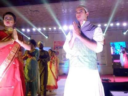 Muzaffarpur Khadi Fashion Show (17)