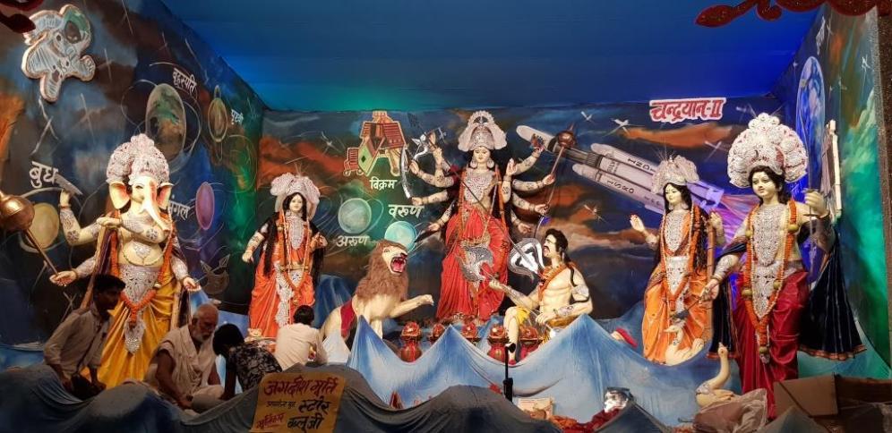 Durga Puja Muzaffarpur 2019 (12)