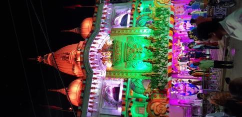 Durga Puja Muzaffarpur 2019 (15)