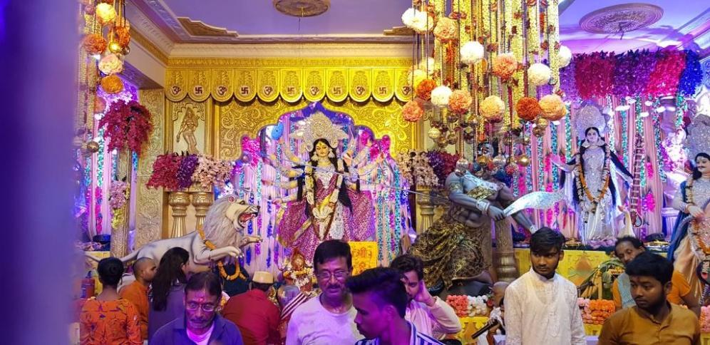 Durga Puja Muzaffarpur 2019 (17)