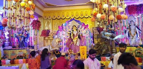 Durga Puja Muzaffarpur 2019 (18)