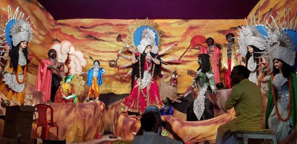 Durga Puja Muzaffarpur 2019 (26)