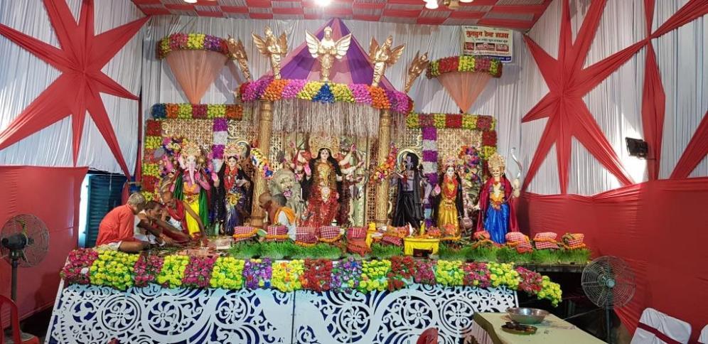 Durga Puja Muzaffarpur 2019 (31)
