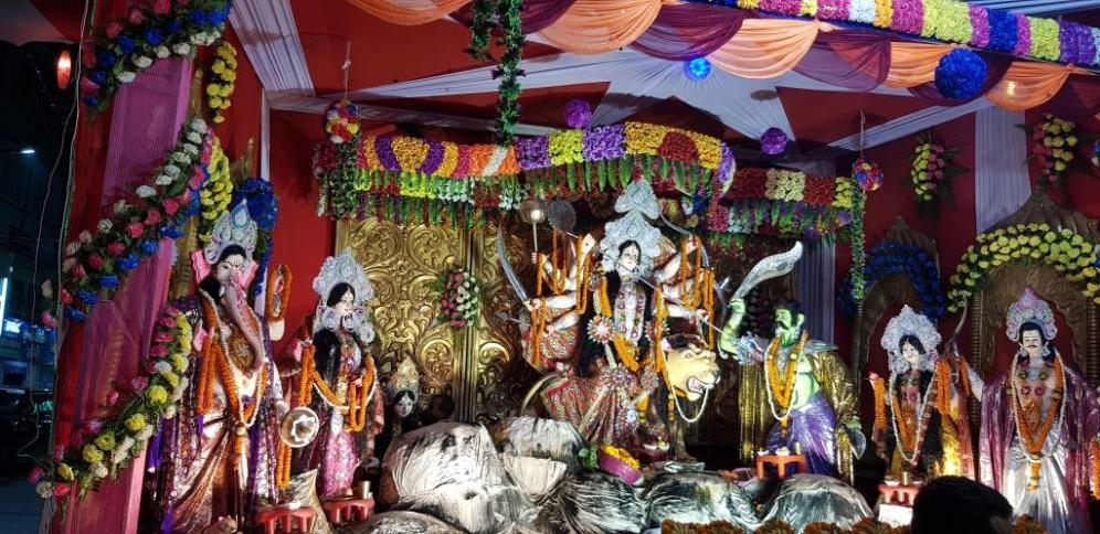 Durga Puja Muzaffarpur 2019 (43)