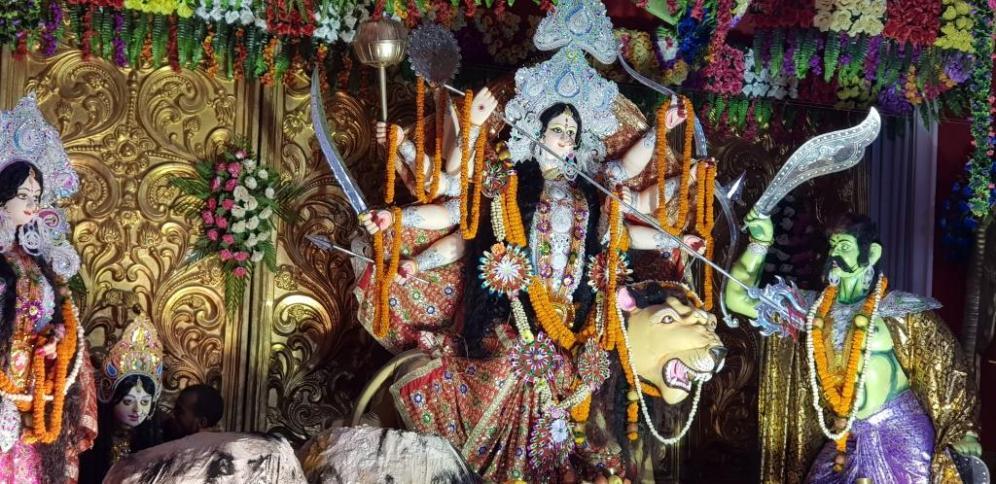 Durga Puja Muzaffarpur 2019 (44)