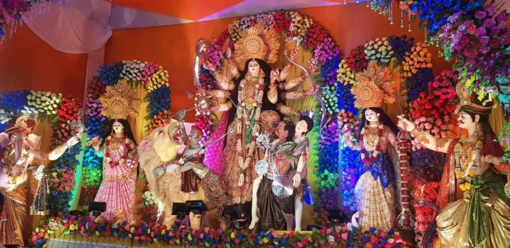 Durga Puja Muzaffarpur 2019 (48)