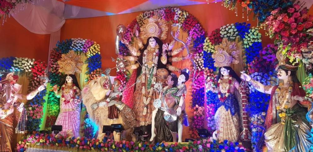 Durga Puja Muzaffarpur 2019 (50)