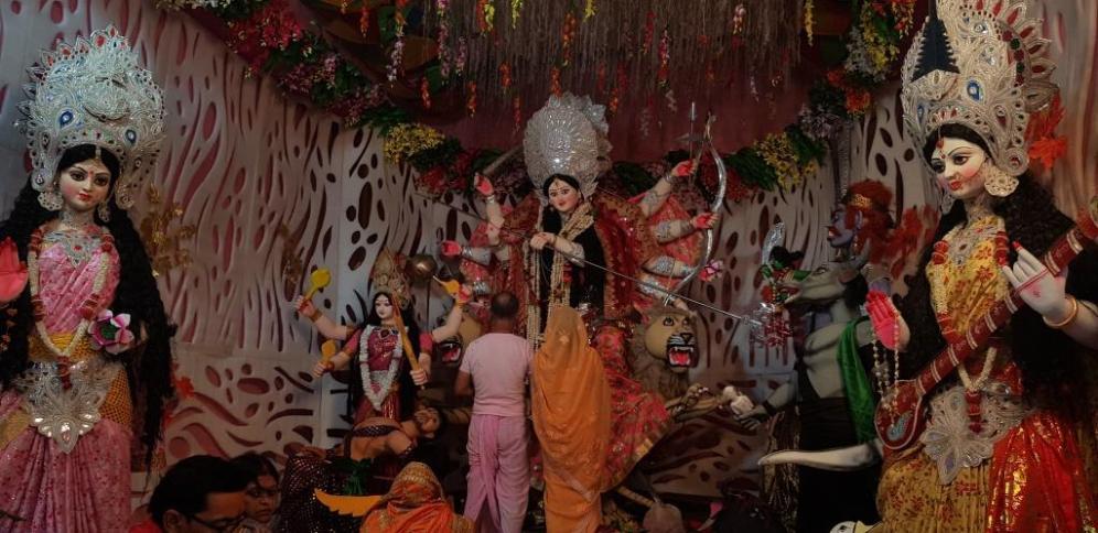 Durga Puja Muzaffarpur 2019 (53)