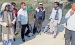 City council engaged in cleanliness of the city's Chhath Ghats