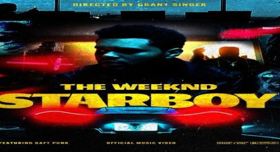 The Weeknd - Starboy ft. Daft Punk czasoumilacz