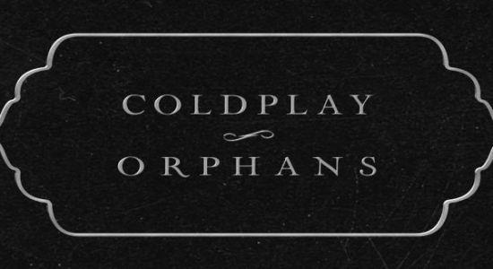 Coldplay - Orphans czasoumilacz, granie na czekanie