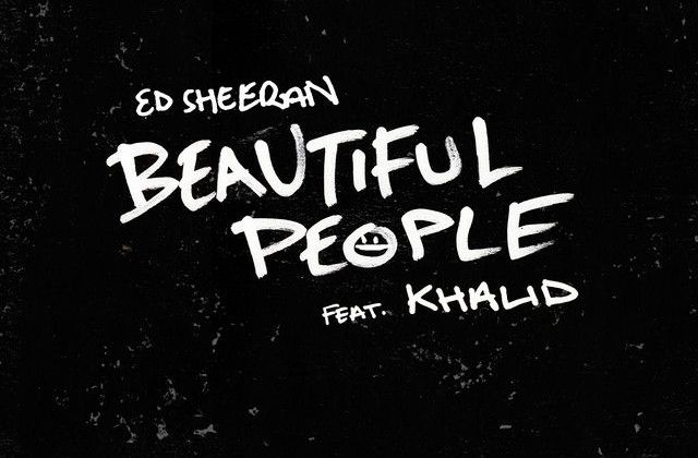 Ed Sheeran - Beautiful People (feat. Khalid) czasoumilacz