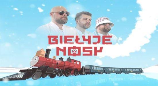 TEDE & SIR MICH - BIEŁYJE NOSY feat. Książę Kapota czasoumilacz