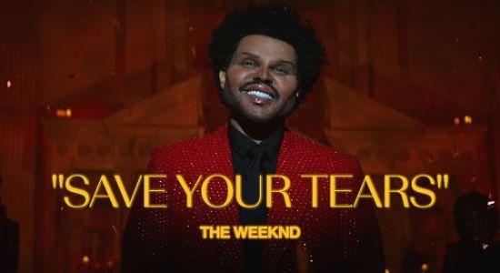 The Weeknd - Save Your Tears czasoumilacz, granie na czekanie