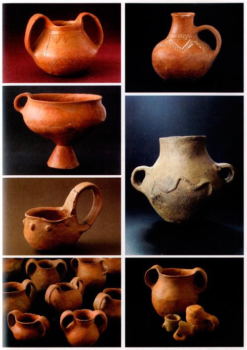 Радоборска грнчарија, 15в.пред н.е