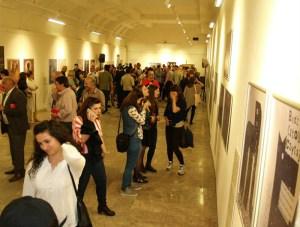 27.05.2016 – отварање на изложбата  ПОЛСКАТА ШКОЛА НА ПЛАКАТ