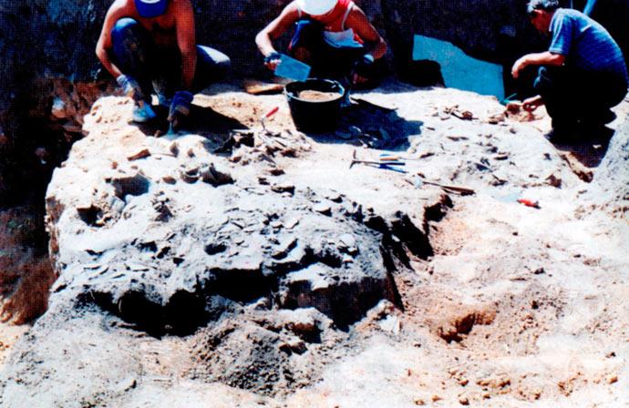 Археолошки ископувања - сл 1