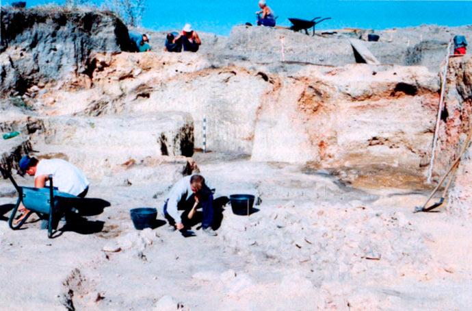 Археолошки ископувања