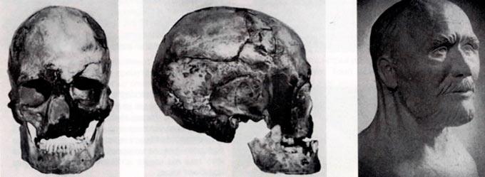 Добро зачуван череп од кромањонец, најден во Англија