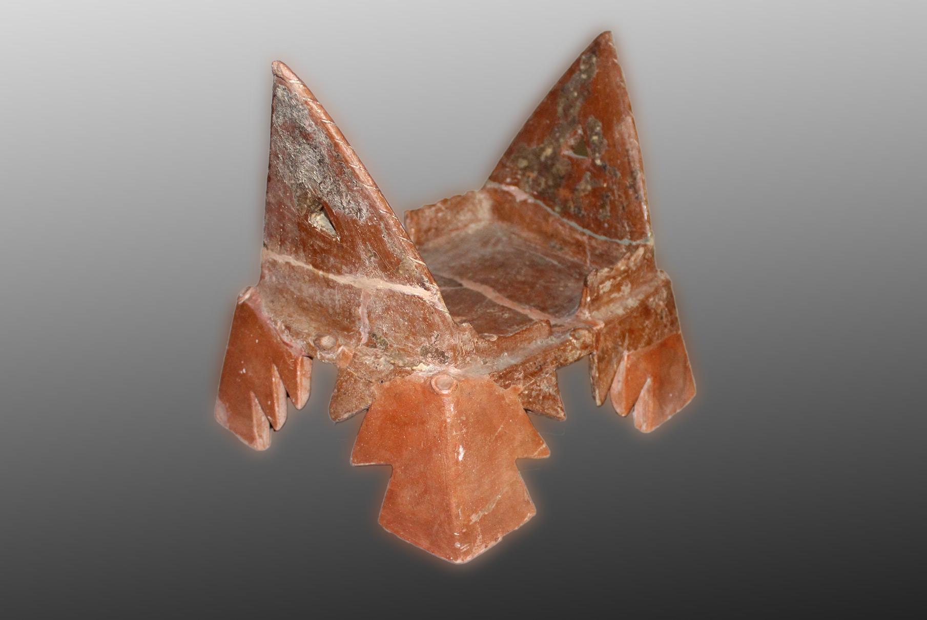 Жртвеник, керамички модел на куќа – среден неолит/ 5800-5200 год.п.н.е