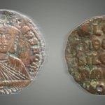 Read more about the article Византиска монета на ЛАВ VI (886-912г.)