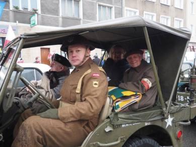 kpt. Jerzy Grzywacz i kpt. Tadeusz Roman