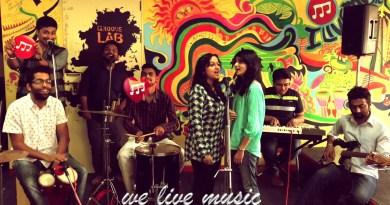 We live Music – Valentines Special – Muziclub #TwistCover [Kaate Nahi Kat te – Mr. India]