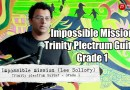 Play-through Series – Impossible Mission (Trinity Plectrum Guitar – Grade 1)