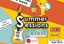Summer Classes Announcement at Muziclub!