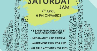 Saturday Jam at PCMC Ground with MZPS – 7th April 2018