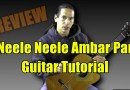"Learn ""Neele Neele Ambar Par"" on Guitar – Tutorial"
