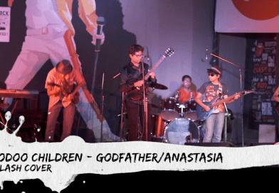 Voodoo Children – Godfather/Anastasia Intro Slash Cover Live At CRCC Pune