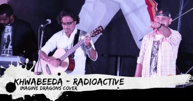 Khwabeeda – Radioactive Imagine Dragons Cover Live At CRCC Pune
