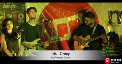 Creep – Iris, Radiohead Cover Live At CRCC Pune