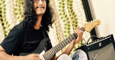 Sharad Nirmalkar – Guitar