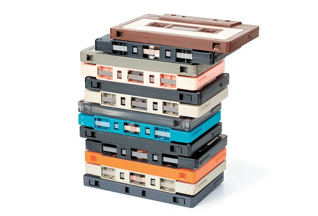 In the era of streaming music, how is it possible that cassette tapes are making a comeback?