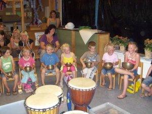 Muziekfeestje op OBS DeVijzel