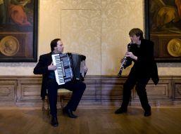Peter van Os en Michel Marang