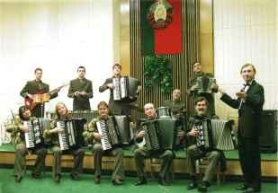 оркестр «Тагильские гармоники» в г. Брест