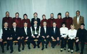 оркестр «Тагильские гармоники» Фестиваль «Урал-гармоника-транзит»