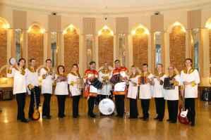 оркестр «Тагильские гармоники» 2007 г.