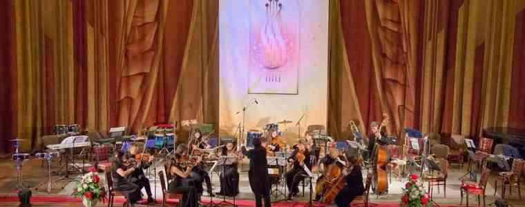 Полный зрительный зал Нижнетагильской филармонии