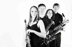 Saxophone Quartet GRADIENT